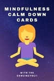 Mindfulness Calm Down Cards