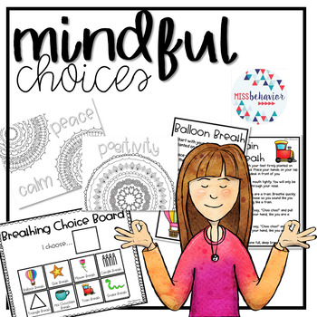 Mindfulness Choices | Mindfulness Activities