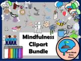 Mindfulness Clipart Bundle