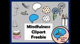 Mindfulness Clipart Freebie