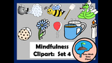 Mindfulness Clipart:  Set 4  Types of Breaths