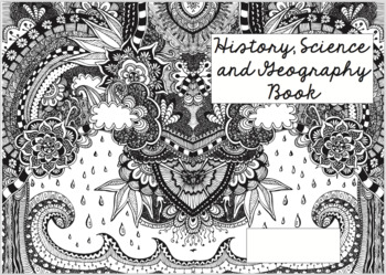 Mindfulness Colouring Book Covers