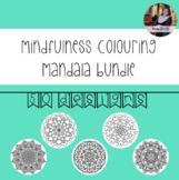 #ausbts18 Mindfulness Colouring: Mandala Bundle