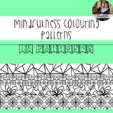 #ausbts18 Mindfulness Colouring: Patterns