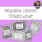 Mindfulness Colouring Quotes GROWING BUNDLE