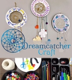 Mindfulness Dream Catcher Craft