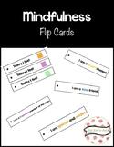 Mindfulness Flip Cards
