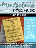 Mindfulness Flipbook (Upper Elementary Version)