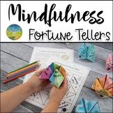 Mindfulness Fortune Teller | SEL Activity | Social Emotion
