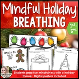 Mindfulness Holiday Counseling Activity