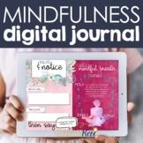 Mindfulness Journal: Mindfulness Activities for Kids Digit