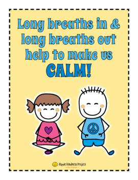 Mindfulness Lesson Plans & Printables - A4