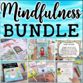 Mindfulness Lessons and Activities Bundle | Social Emotion