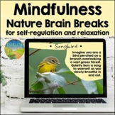 Mindfulness Brain Breaks with a Nature Theme