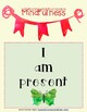 Mindfulness Classroom Posters : Affirmations, Meditation, & Growth Mindset