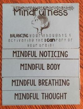 Mindfulness Flipbook (Primary Version)