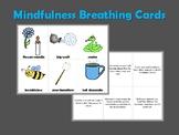Mindfulness / Self-Regulation Breathing Cards for Calming