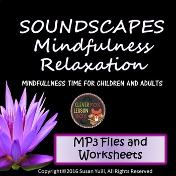Mindfulness Soundscapes  MP3 Pack
