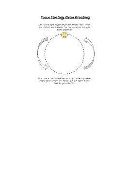 Mindfulness Strategy: Circle Breathing