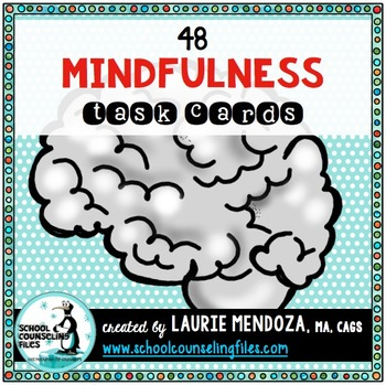 Mindfulness Task Cards