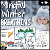 Mindfulness Winter Counseling Activity