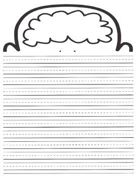 Mindfulness Writing Paper