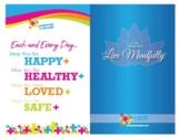 Mindfulness & Yoga   {Free} 21 Day Challenge Journal