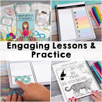 Mindfulness and Coping Strategies MEGA Bundle