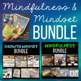 Growth Mindset Activities and Mindfulness School Bundle