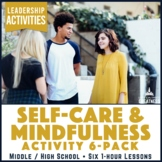 Mindfulness and Self Care Activities