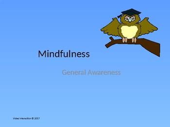 Mindfulness - behavior