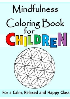 MINDFULNESS COLORING BOOK PDF DOWNLOAD