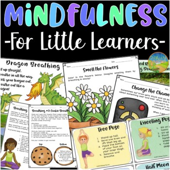 Mindfulness for Little Learners - Distance Learning