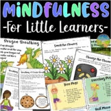 Mindfulness Lessons for Elementary | Digital & Print SEL A