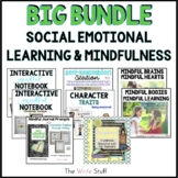 Social Emotional Learning with Growth Mindset Bundle