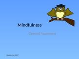 Mindfulness - the classroom