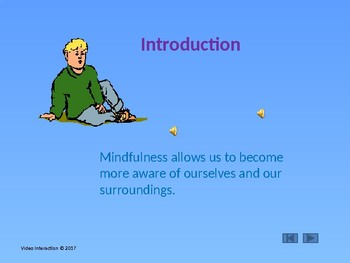 Mindfulness - the classroom