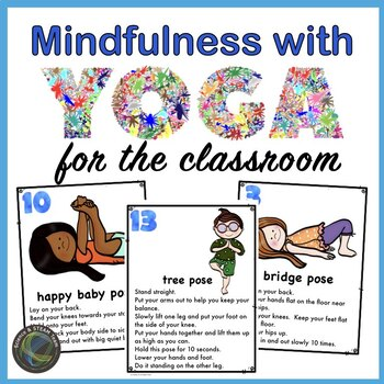 Mindfulness with Yoga for the Elementary Classroom