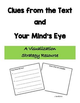 Mind's Eye Visualization Resource