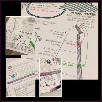 Mindful Mindset Bell Ringer Journal