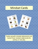 Printable Mindset Cards