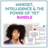 Mindset, Intelligence & The Power of 'Yet' BUNDLE *Distanc