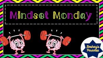 Mindset Monday