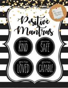 Mindset: Positive Mantras