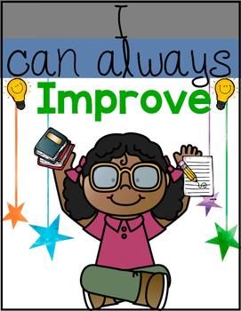 Kindergarten Mindset Posters