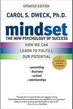 Mindset The New Psychology of Success by Carol-S-Dweck