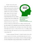 Mindset Theory Overview