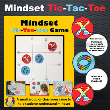 Mindset Tic-Tac-Toe Game