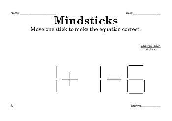 Mindsticks