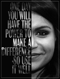 Mindy Kaling Inspirational Quote